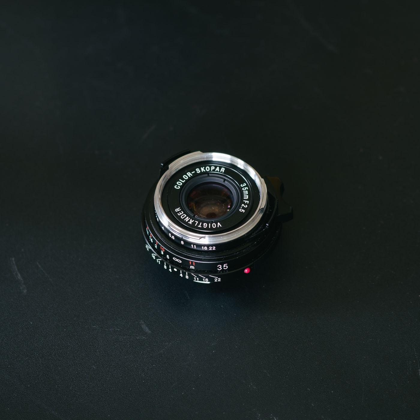 Gear Voigtl 228 Nder 35 2 5 Color Skopar Review By Kj Vogelius